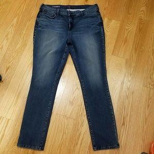 NYDJ Alina/ leggings, 16